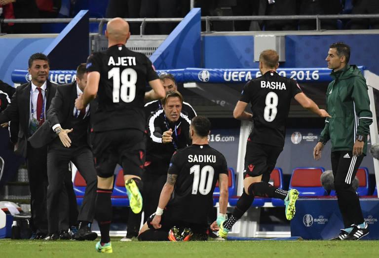 A Albânia se despede com triunfo do torneio continental com vitória 438403ef7be3e