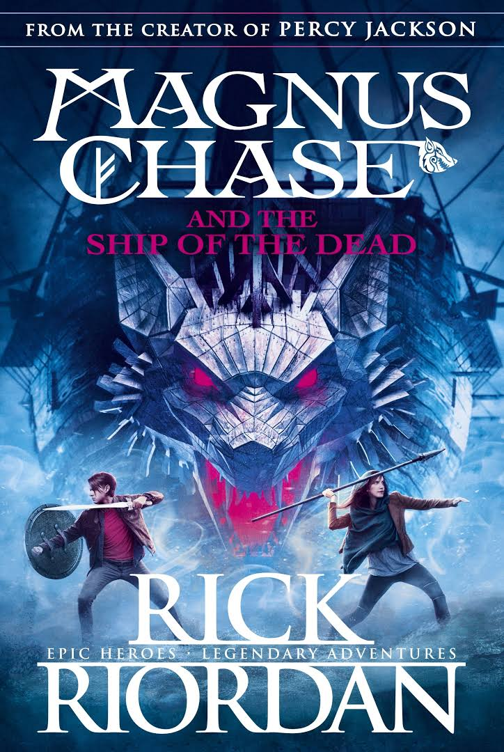 Magnus Chase And The Ship Of The Dead The Ebook World