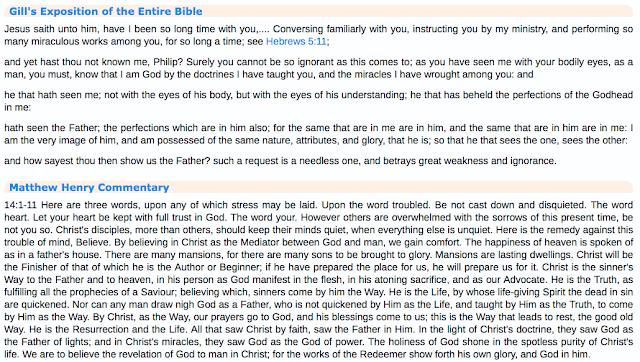 John 14:9. Yet Again Another MASSIVE Trinitarian Confusion. Creating A TRINITARIAN Deception.
