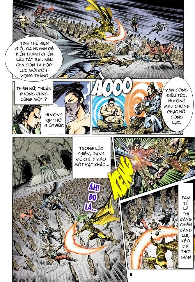 Đại Đường Uy Long chapter 53 trang 8