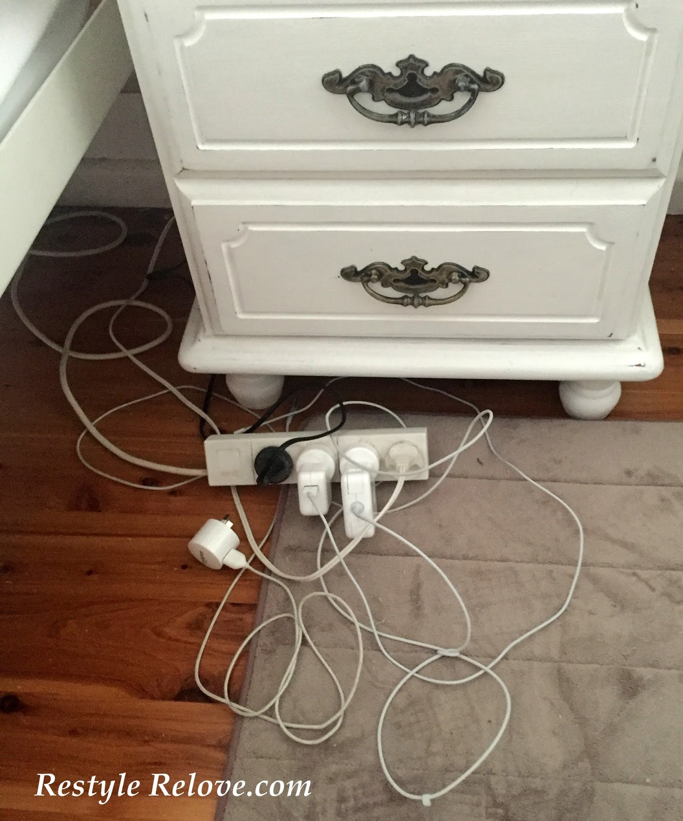 So Today I Made Myself A Hidden Charging Station What Do You Think Can T See It