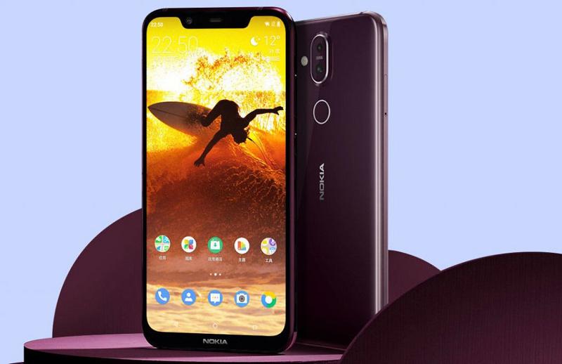 The curvy Nokia X7