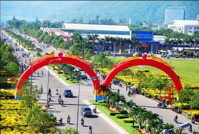 Giá vé máy bay tết 2016 đi Quy Nhơn trong thời điểm tháng 12