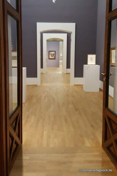 Ausstellungsräume Kunsthalle Karlsruhe
