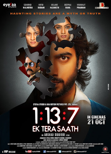 1:13:7 Ek Tera Saath (2016) Movie Poster
