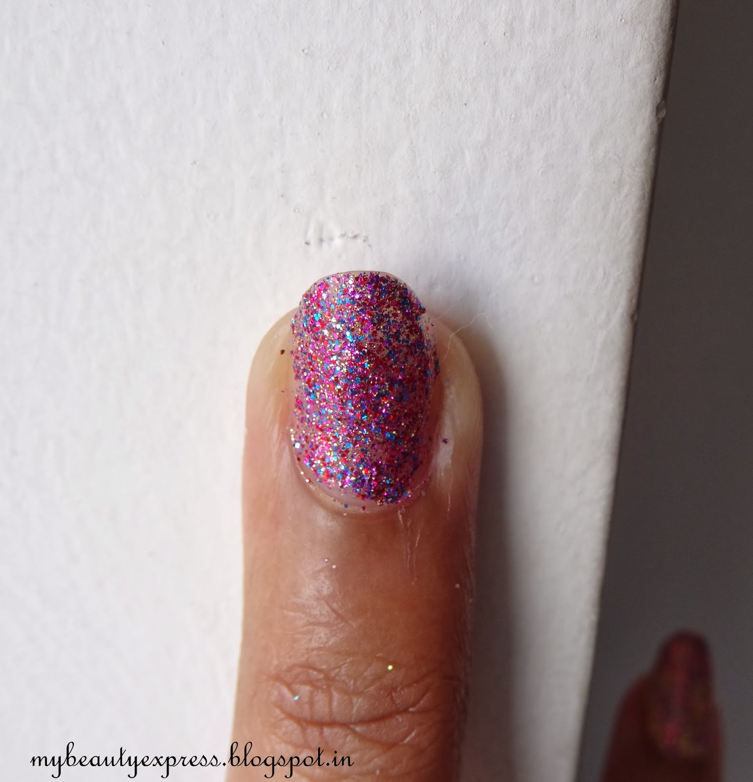 Sally Hansen Hard As Nails Xtreme Wear in Rockstar Pink Review