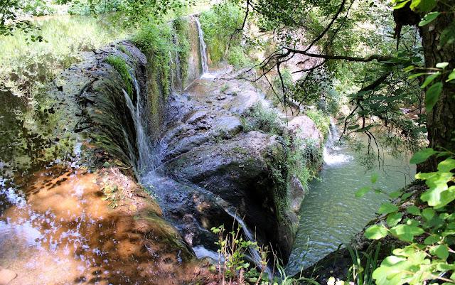 Salto de agua Catle-Gerona