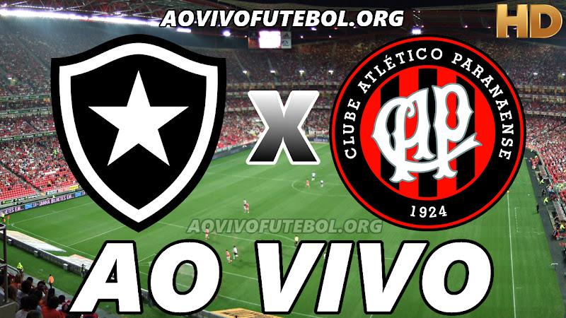 Assistir Botafogo vs Atlético Paranaense Ao Vivo HD