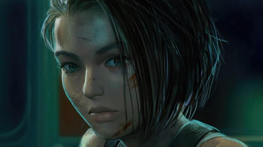 Resident Evil 3 Remake, Jill Valentine, 4K, #3.1568