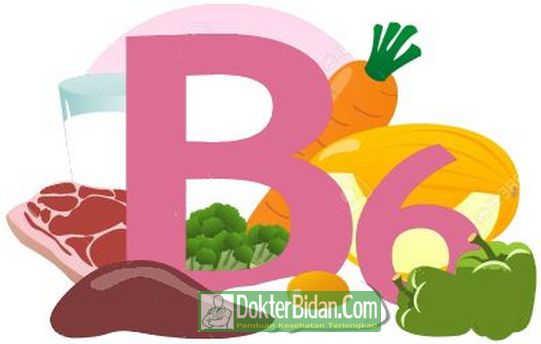 Vitamin B6 - Dosis Manfaat Khasiat Dan Efek Samping Nutrisi Suplemen Untuk Kesehatan Tubuh