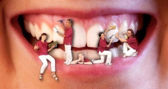 9 Cara Menghilangkan Karang Gigi Alami Dan Medis