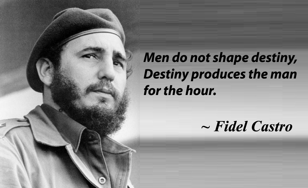 9 Powerful Quotes By Fidel Castro
