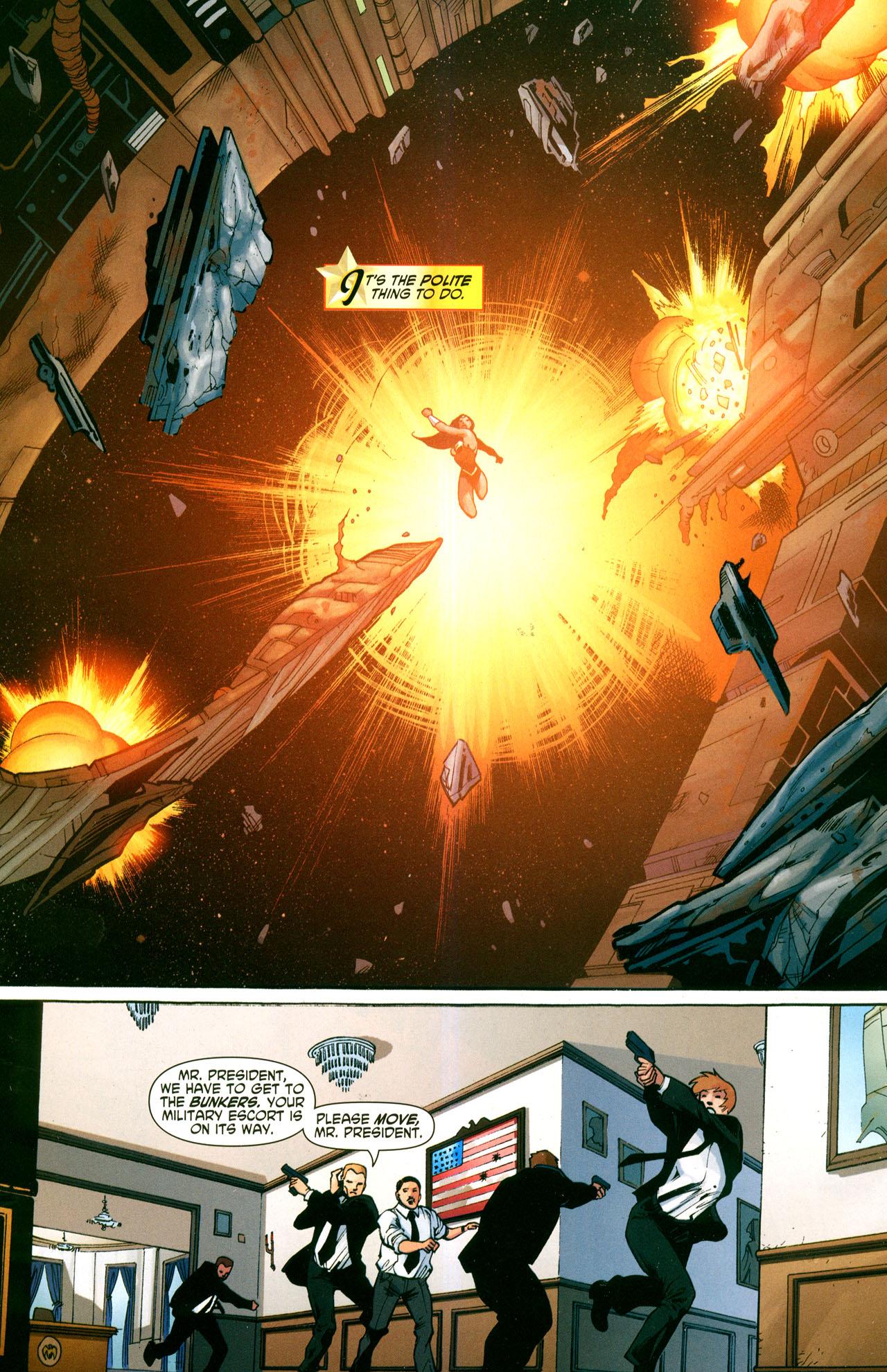 Read online Wonder Woman (2006) comic -  Issue #42 - 18