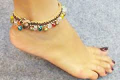 fancy anklets online shopping in Syria