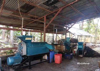 Wisata Edukasi Pusat Penelitian Kopi dan Kakao Indonesia di Jember