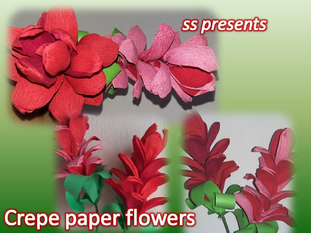 Here is Images for how to make crepe paper decorations,crepe paper hanging decorations,crepe paper craft ideas,paper crafts,room decorations with paper,paper flowers,paper dolls,animal,how to make crepe paper flowers for room decorations