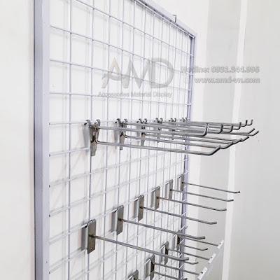 Khung lưới treo hàng | Móc lưới treo hàng, phụ kiện điện thoại, thời trang - 223611