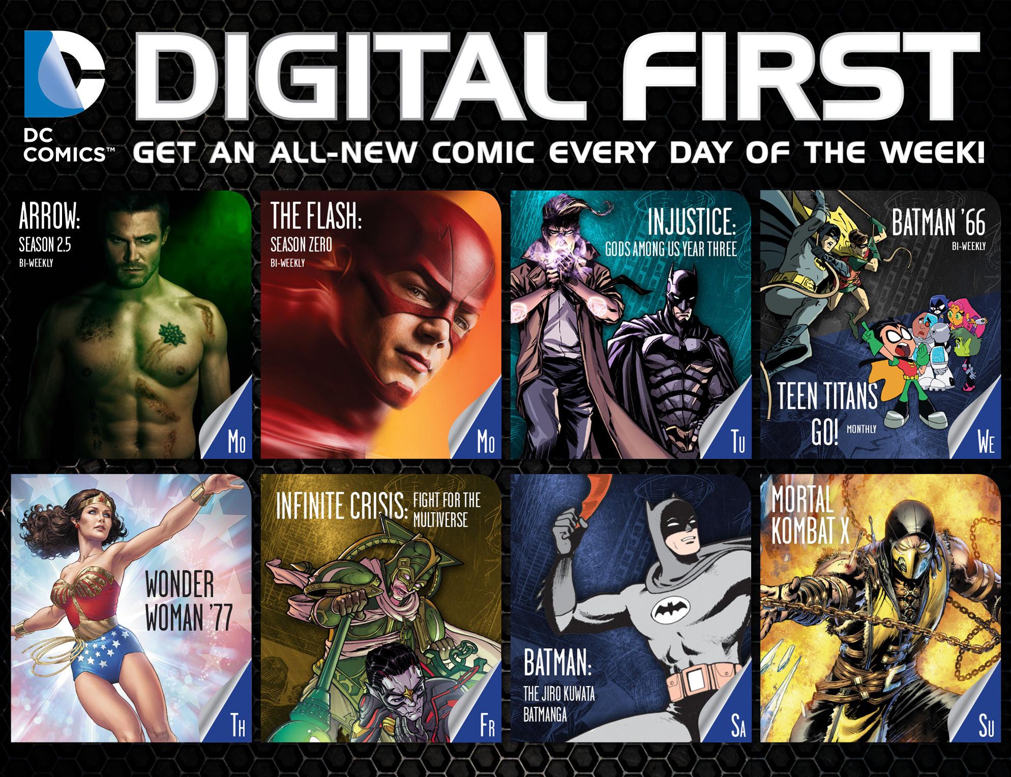 Read online Arrow: Season 2.5 [I] comic -  Issue #11 - 23