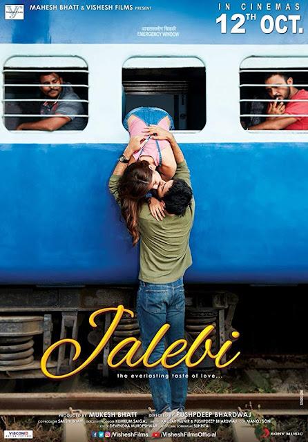 Jalebi 2018 Hindi Full Movie Download 720p WEB-DL 800MB