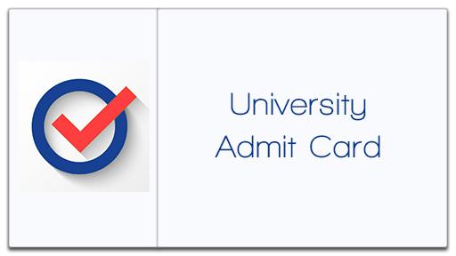 Uniraj B.Ed admit card 2016 Online Rajasthan University Exam Hall Ticket www.uniraj.ac.in www.univexam.co.in