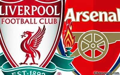 Match Report: Liverpool 2 – 2 Arsenal