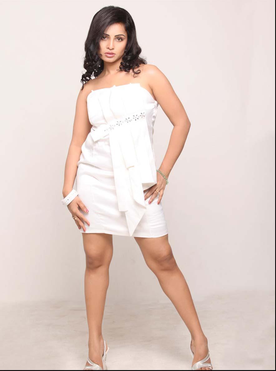 TELUGU WEB WORLD: Bold Beauty Hasika Latest Hot Photoshoot
