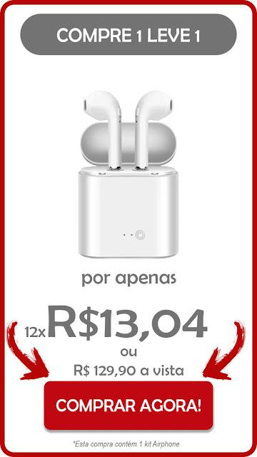 pacote com 1 airphone brasil