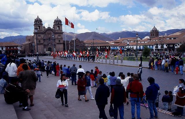 Iglesia de la Compania de Jesus Cuzco