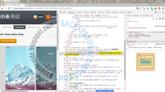 Cara Mendapatkan/Download Tema MIUI Versi Berbayar Secara Gratis