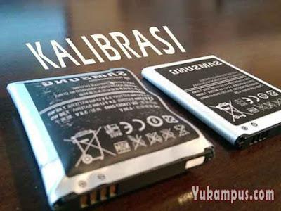 kalibrasi baterai hp android