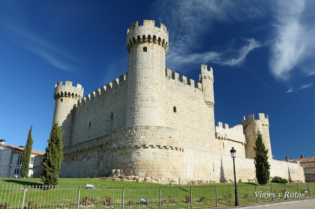 Castillo de Olmillos de Sasamón