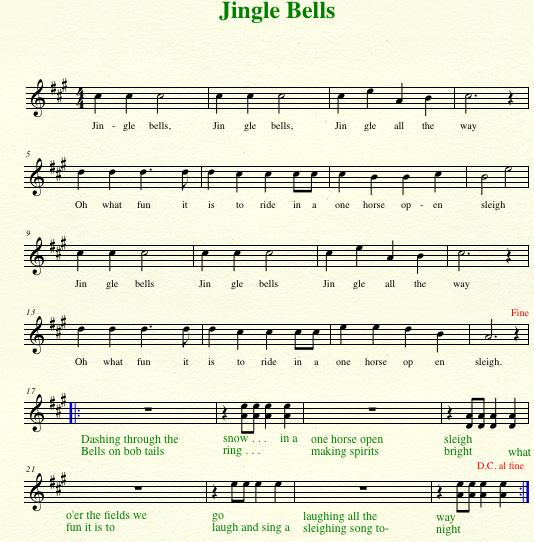 TEACH SUZUKI: It's That Time of Year (Christmas, Part 1)