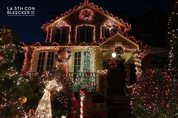 Visitar luces de Navidad de Dyker Heights en Nueva York 2