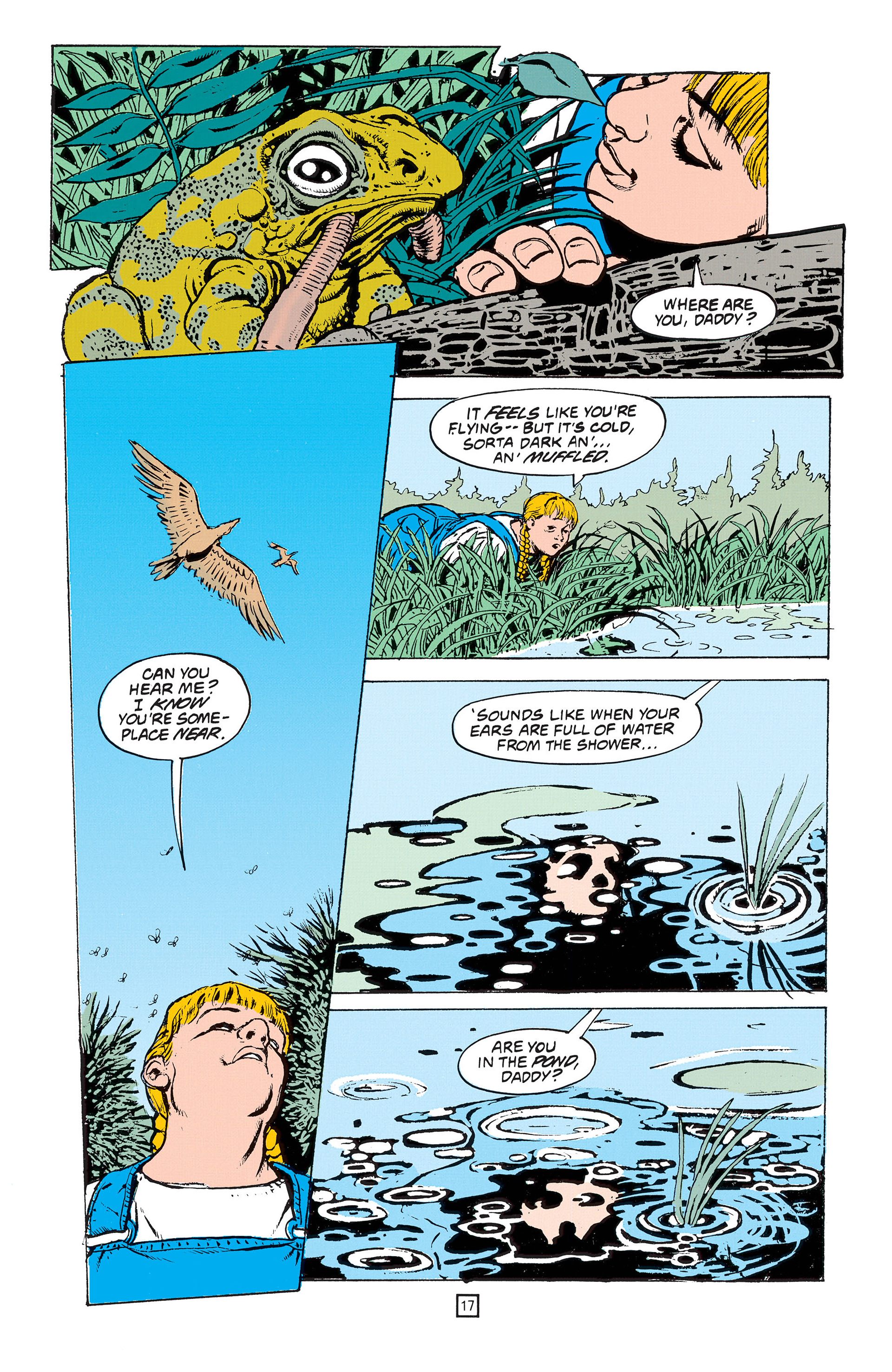 Read online Animal Man (1988) comic -  Issue #53 - 18