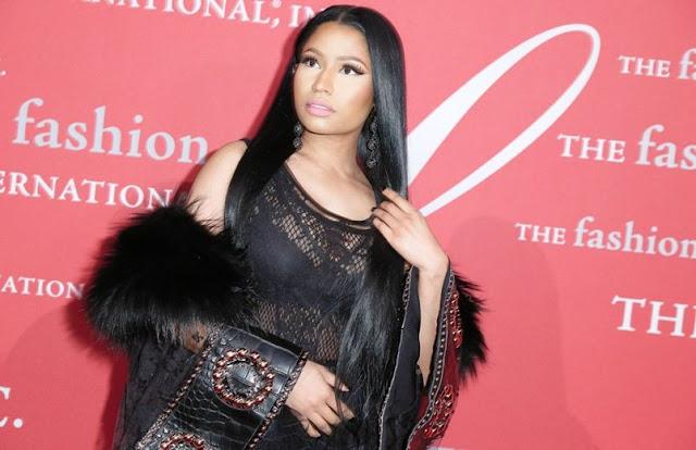 Nicki Minaj Makes Stylish Exit From London To Prague In New Video