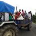 katihar तिरंगा युवा क्लब कर रहा बाढ़ पीडितो की मदद ...
