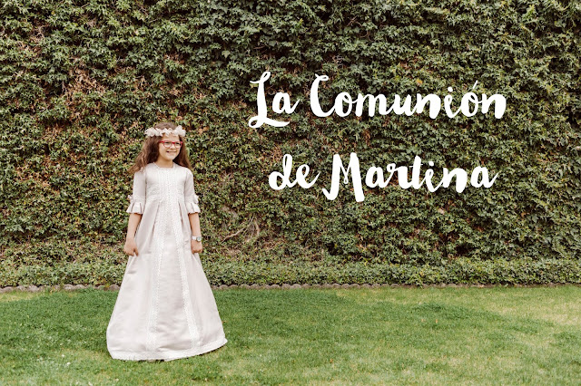 la comunion de martina - blog la comunion de noa