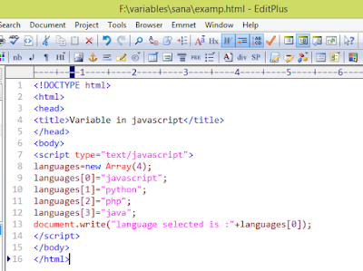 how to get javascript variable value in php