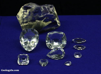 The Largest Gem-quality Diamond Ever Found