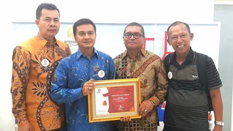 """Padang, """"Kota Terpopuler di Media"""""""