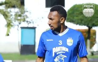 Dicoret Sriwijaya FC, Patrich Wanggai Kembali ke Persib Bandung