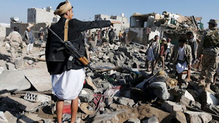 Yemeni ongoing civil war
