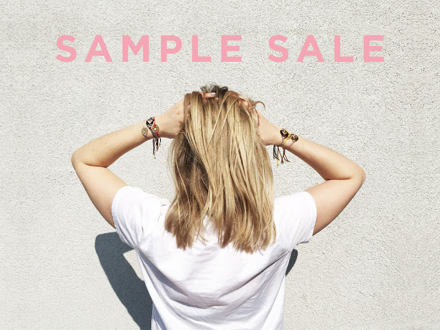 Daisy London Sample Sale Jewellery Blog