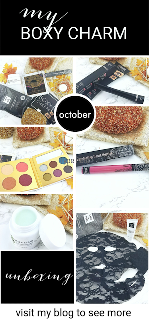My October Boxycharm Unboxing Featuring IT Cosmetics Kat Von D and More