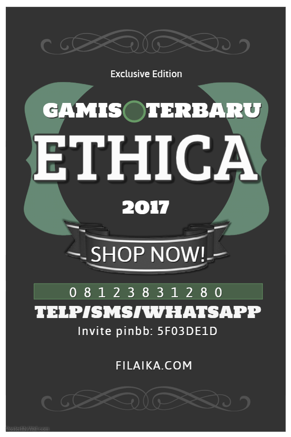 Gamis Ethica 2017