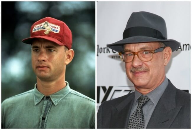 O antes e o depois dos melhores atores de séries e filmes da década de 90