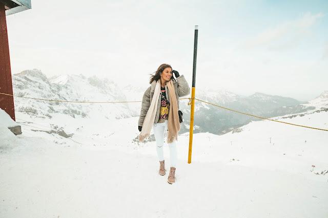 Switzerland TITLIS / Parę słów o moim spontanicznym wyjezdzie  - Czytaj więcej