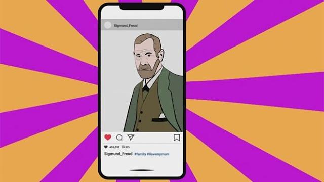 O que Sigmund Freud diria sobre nossa obsessão pelas selfies?