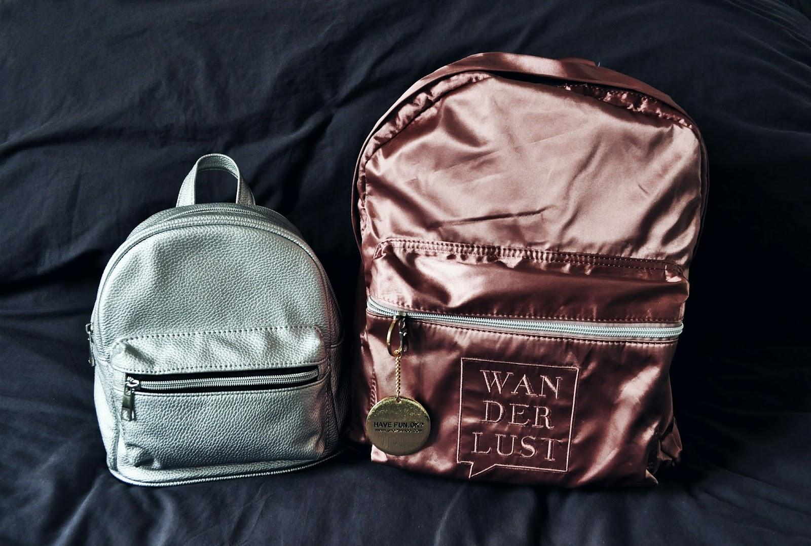 Как компактно сложить вещи в рюкзак? Немного о выборе рюкзака