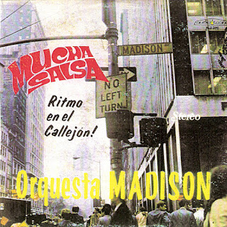 MUCHA SALSA - ORQUESTA MADISON (1975)
